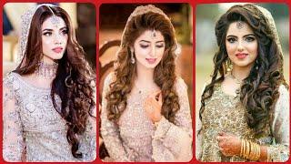 Most beautiful engagement Pakistani bridal makeup 2020