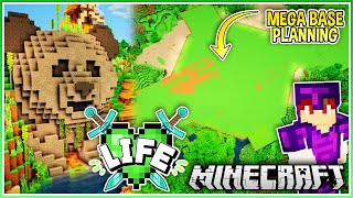 Panda Rock & Mega Base Planning! | X Life Ep. 9