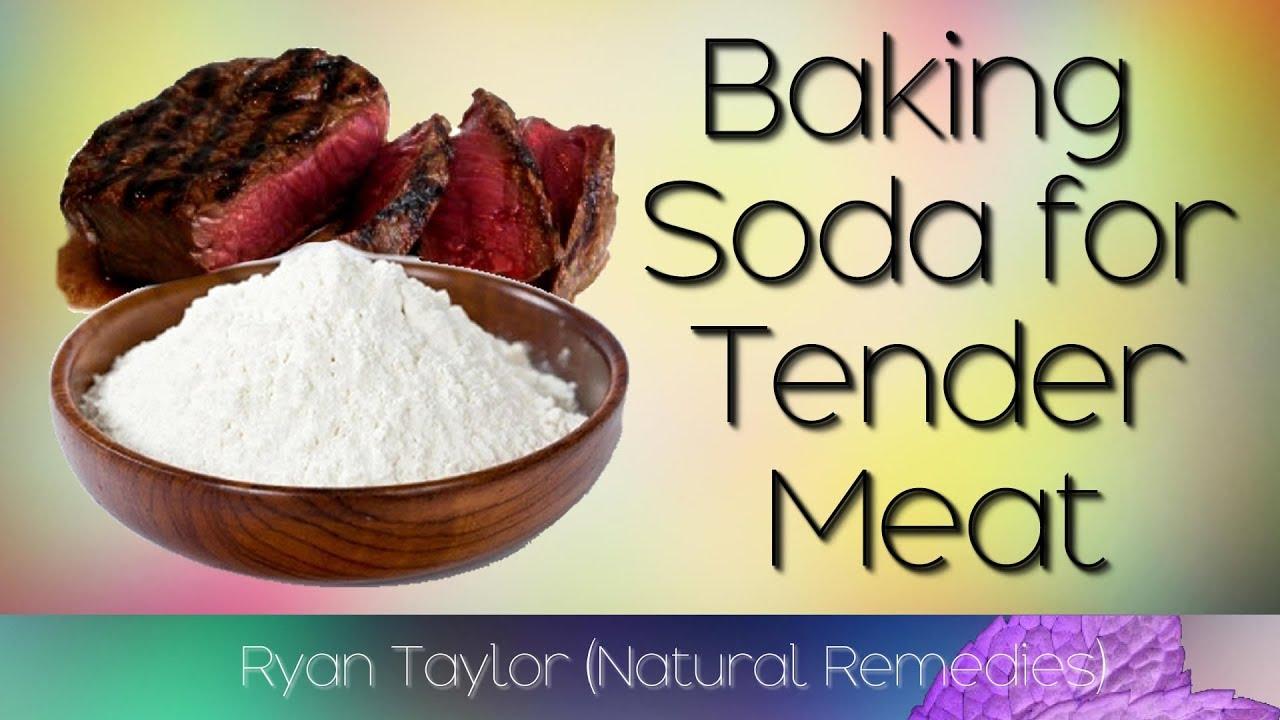 Baking Soda To Tenderize Meat Youtube