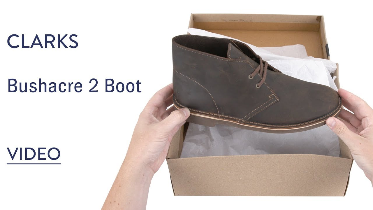 84d6bbe71b3 Clarks Bushacre 2 Boot | Shoes.com