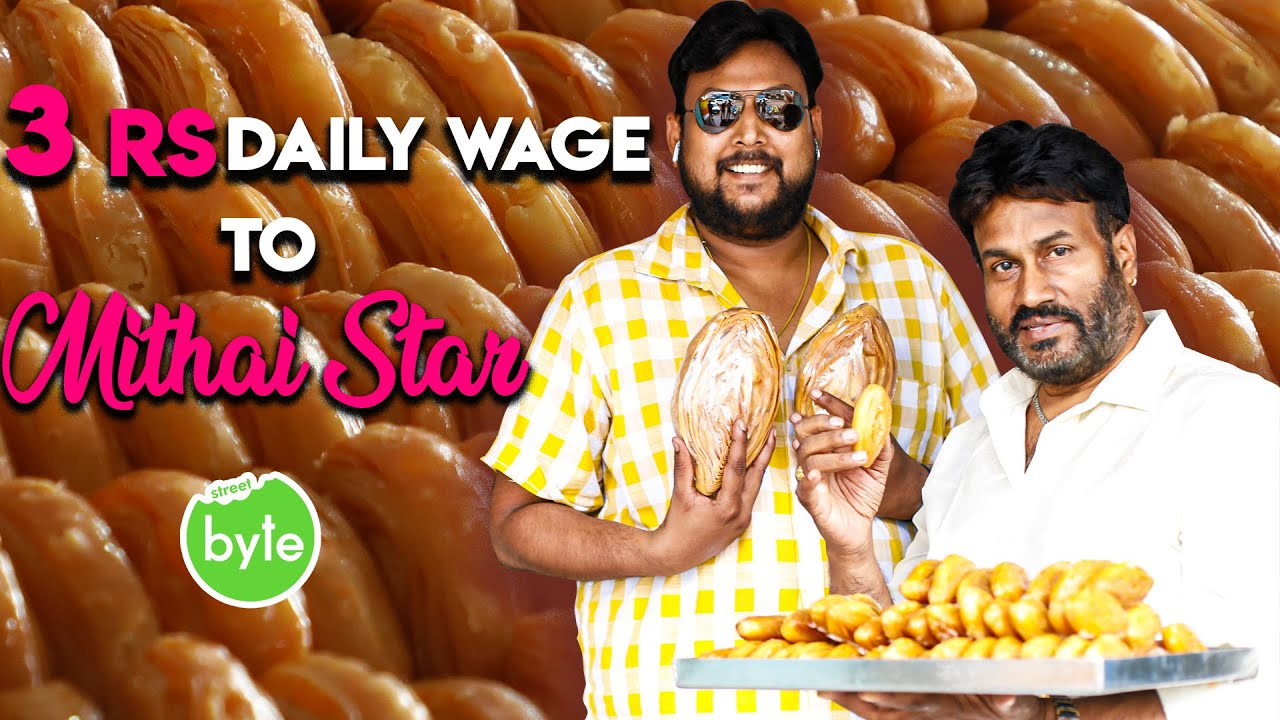 Inspirational Food Journey | Tapeswaram Kaja | Food Story | Indian Food | Street Byte | Silly Monks