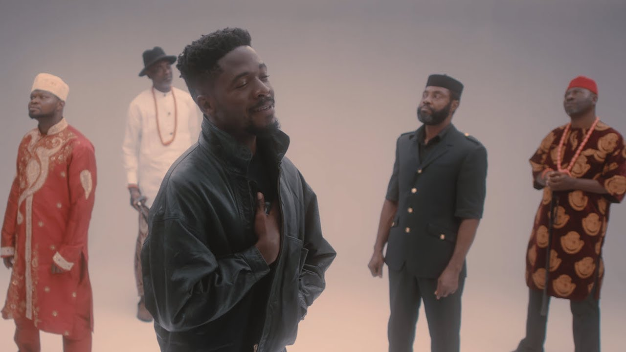 Download Johnny Drille - Papa ( Official Music Video )