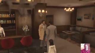 YAKUZA ps4 slim gameplay live stream pt3