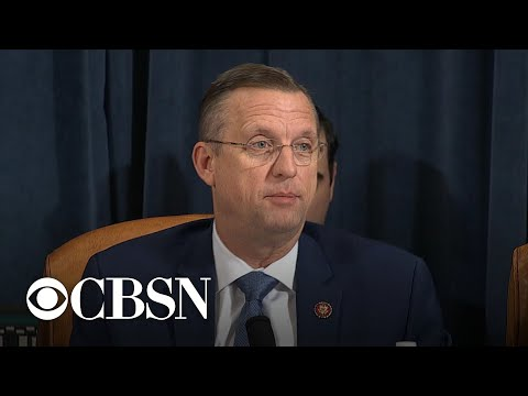 Day 6, Part 2: Doug Collins' Opening Statement