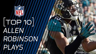 Top 10 Allen Robinson Plays of 2015 | #TopTenTuesdays | NFL