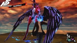 Persona 5: Joker Vs The Final Boss [Arsene Only]