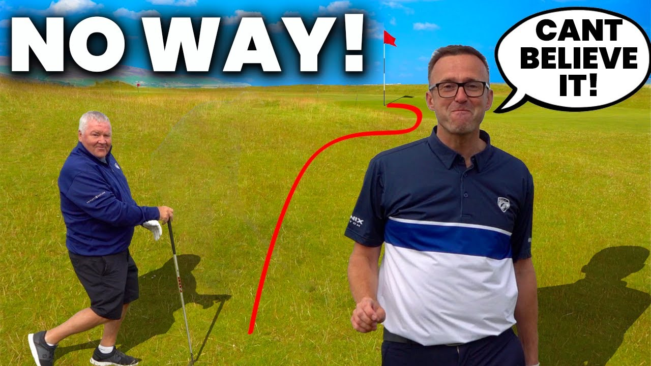 3 GOLF CLUB CHALLENGE - IT'S HAPPENED AGAIN!