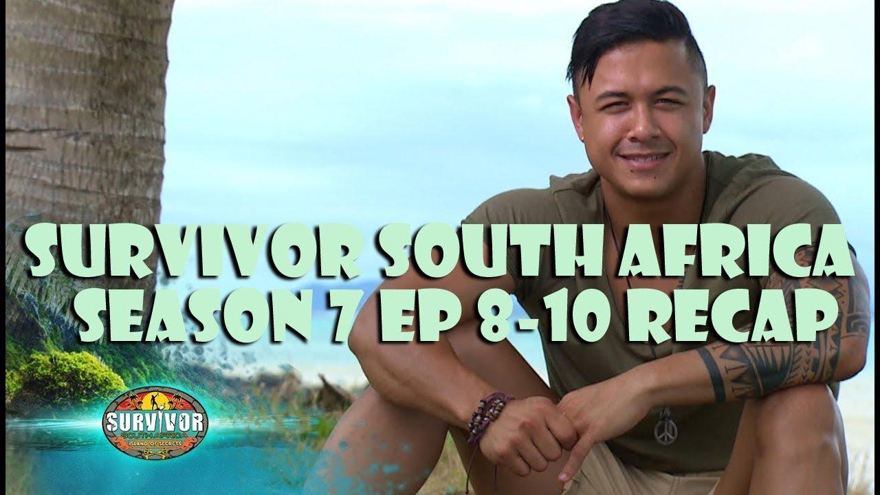 Download Survivor South Africa Season 7: Island of Secrets Episodes 8-10 Recap