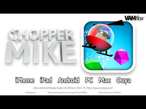 Chopper Mike Trailer