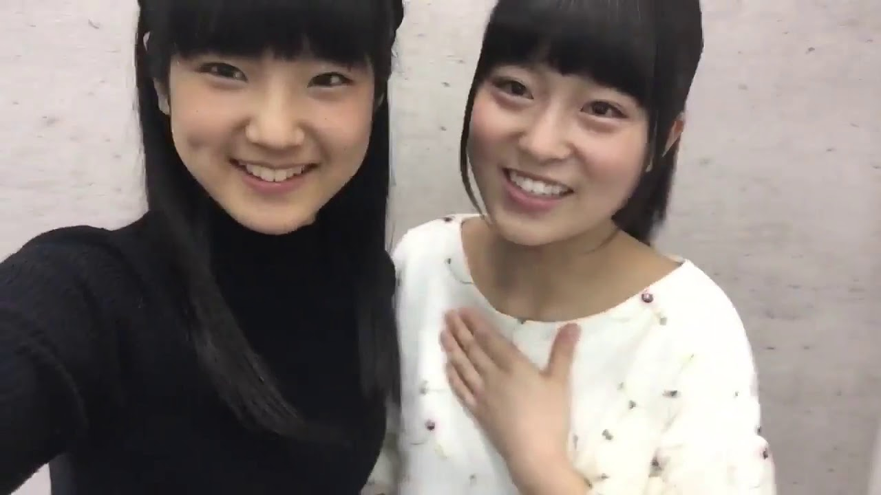 3B junior】小島はな 栗本柚希 ...