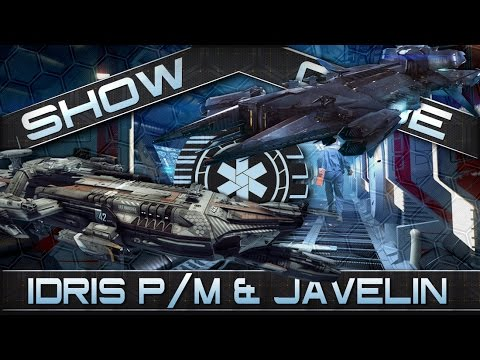 star citizen showcase schiffe idris javelin deutsch 60fps youtube. Black Bedroom Furniture Sets. Home Design Ideas