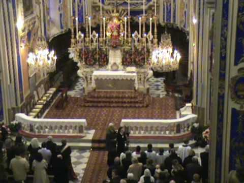 Santa Messa Solenne 1 - Processione d'Ingresso