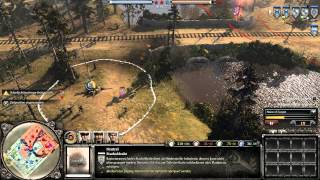 Company Of Heroes 2 - Deutsche, 2v2 - Versus Noise Of Carpet und BossLtrain
