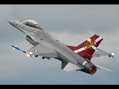 Danish Air Force 2016 / Royal Danish Air Force 2016 / Flyvevåbnet
