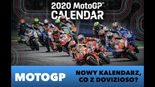 MOTOGP - nowy kalendarz, zmiany w ekipach, co nas czeka w tym sezonie?