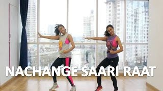nachange saari raat dance fitness by naach