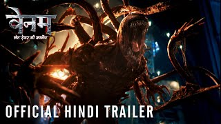 VENOM: LET THERE BE CARNAGE - Official Hindi Trailer (HD)