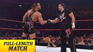 FULL-LENGTH MATCH - Raw - RVD vs. Tommy Dreamer - Title vs. Title Hardcore Match