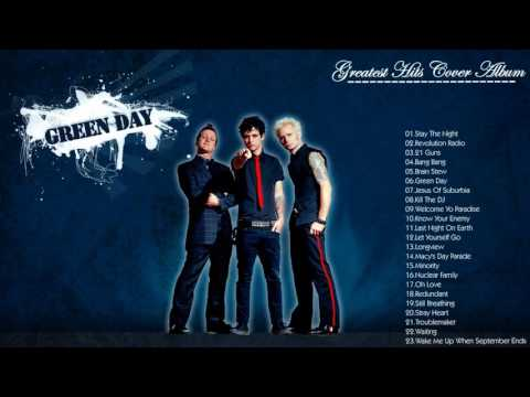 Green Day Greatest Hits || Green Day Best Songs || Best Of Green Day Songs [Fly Music]