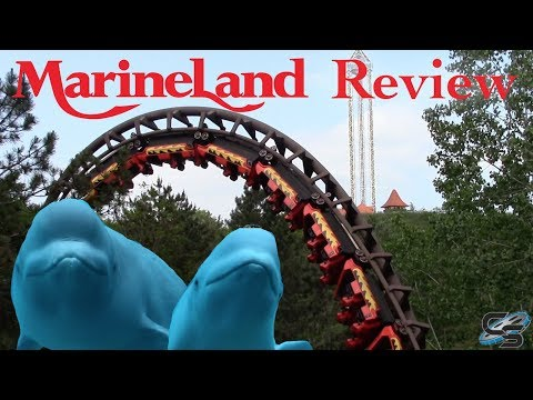 Marineland Review Niagara Falls, Canada WEIRDEST PARK EVER