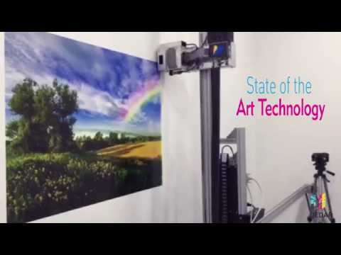 Wall Printing Machine - Bahrain - Interior Design