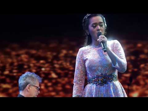 Putri Ayu Feat. David Foster - Time To Say Goodbye (2017)