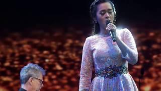 Putri Ayu Feat. David Foster - Time To Say Goodbye