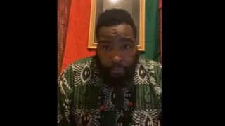 Download Dr. Umar Johnson - There Can Be No Bl.ack P@wer Without Bl.ack DollAr (12.28.2020)
