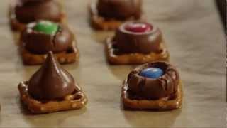 How To Make Chocolate Pretzels
