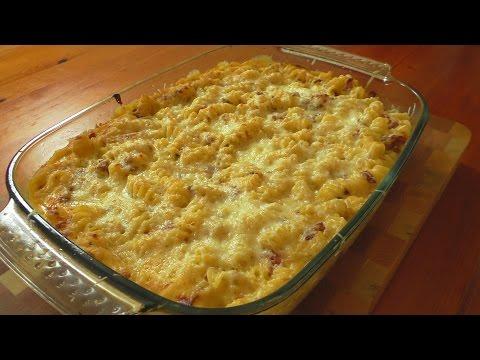 Mac n Cheese (Макароны с сыром на американский манер)