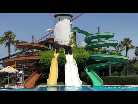 Starlight Resort Hotel Side (Kızılağaç, Manavgat, Antalya) | Temmuz 2019