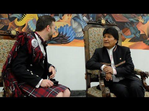 Reporters - Bolivie, les années Evo