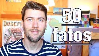 50 FATOS SOBRE MIM | Tatuagem, Cachorro, Piano |  O Alemão