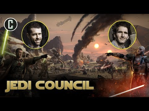 The Old Republic: What Will Game of Thrones Showrunners Do With Star Wars? - Jedi Council