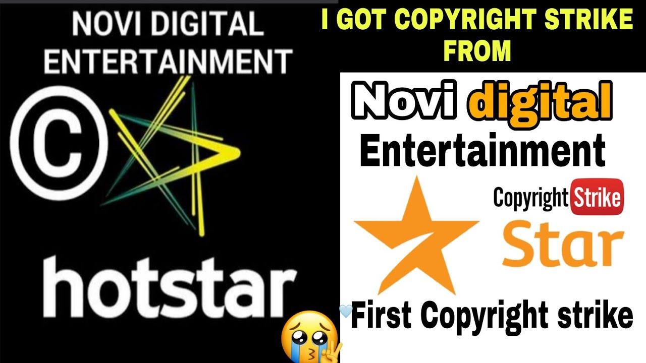 Download I Got Copyright Strike On YouTube From Novi Digital Entertainment 😓|First copyright Full Explained 😡