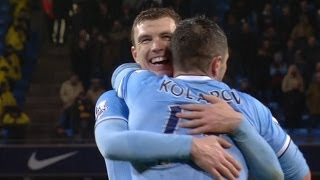 Man City vs West Ham | League Cup Magic Moments | 2013/2014