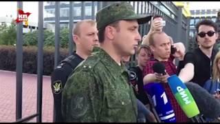 Стрельба в Мособлсуде: 2 силовика ранены, все бандиты нейтрализованы
