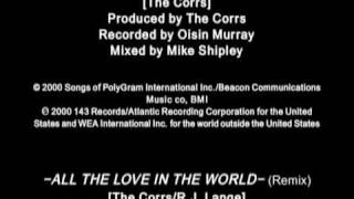 The Corrs - Lough erin shore  (instrumental)