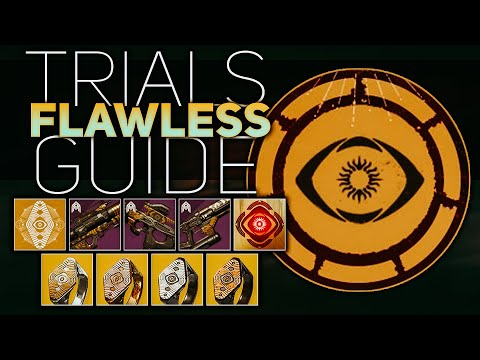Trials Of Osiris FLAWLESS GUIDE (Loot, Passages, & My Thoughts) | Destiny 2 Season Of The Worthy