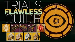 Trials of Osiris FLAWLESS GUIDE (Loot, Passages, u0026 my thoughts)   Destiny 2 Season of the Worthy