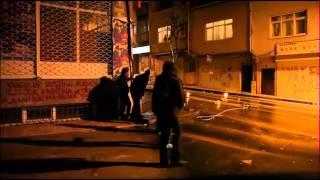 Clashes in Okmeydanı, İstanbul