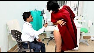 Crazy Doctor || पहले इजेक्शन ठोका और फिर। .....  || Full Entertainment