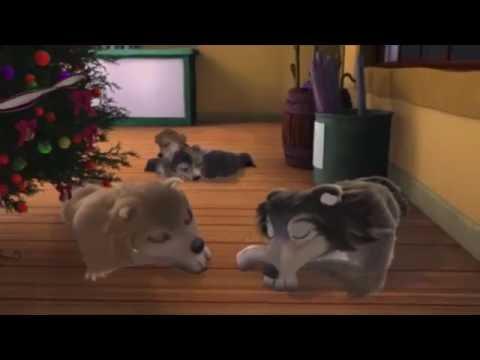 Две истории любви по мотивам мультфильма Альфа и Омега : Клыкастая братва .
