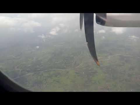 Belgaum to Bombay flight View