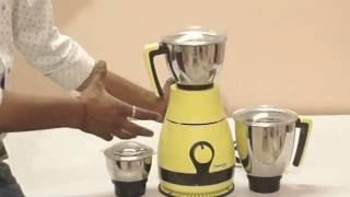 Butterfly Pebble 600 Watt Mixer grinder Unboxing & Review