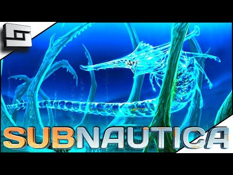New Ghost Leviathan! Subnautica Gameplay S4E27