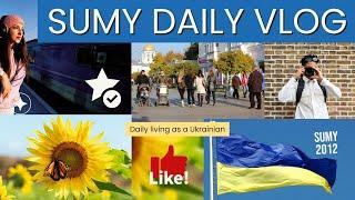 Sumy town 2012 \ Город Сумы зимой ,центр Сум,универмаг Киев,Макдональдс, заказ такси в Сумах(, 2012-03-06T21:55:57.000Z)