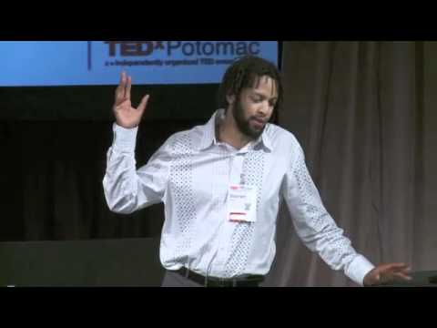 TEDxPotomac - Warren Brown - Trust Faith and Mad Love: Ingredients for Success