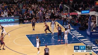 4th Quarter, One Box Video: New York Knicks vs. Orlando Magic