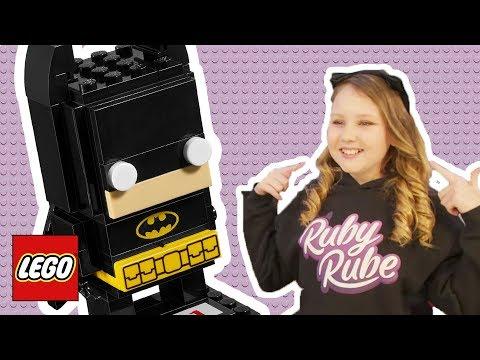 LEGO BrickHeadz Challenge with Ruby Rube!